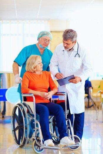 patient - discharge